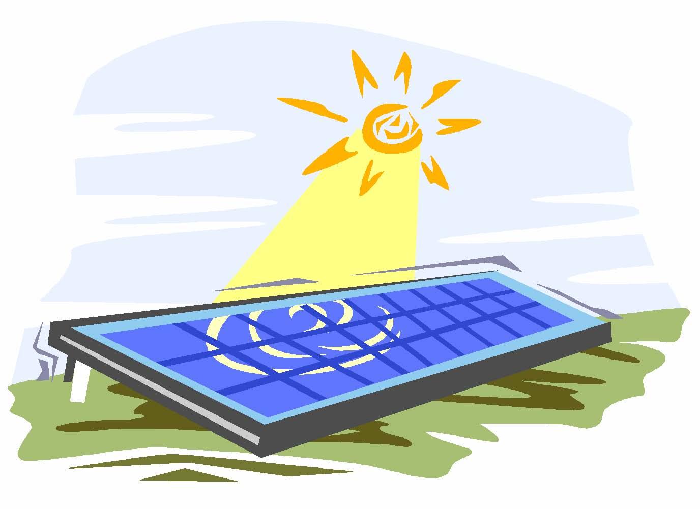 zonnepaneel zonnetje