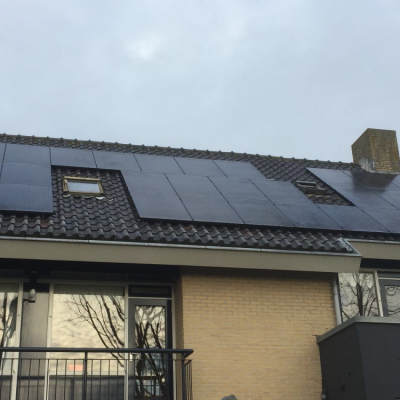 zonnepanelen in Leiderdorp